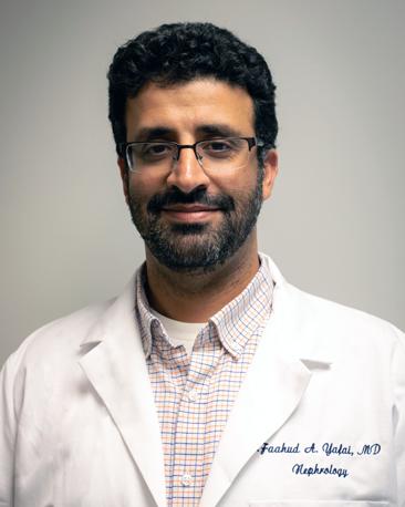 Dr. Faahud Yafai